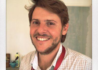 Sylvain Dumas – Responsable de la création d'entreprise