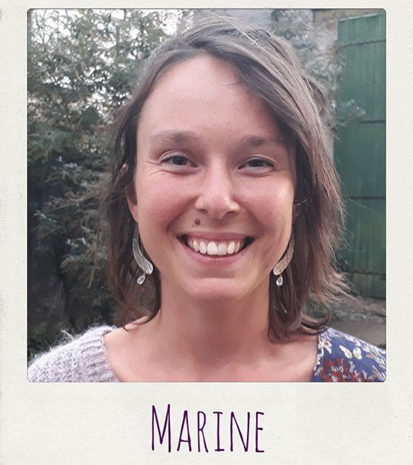 Marine Tuffier – Responsable pôle abeille