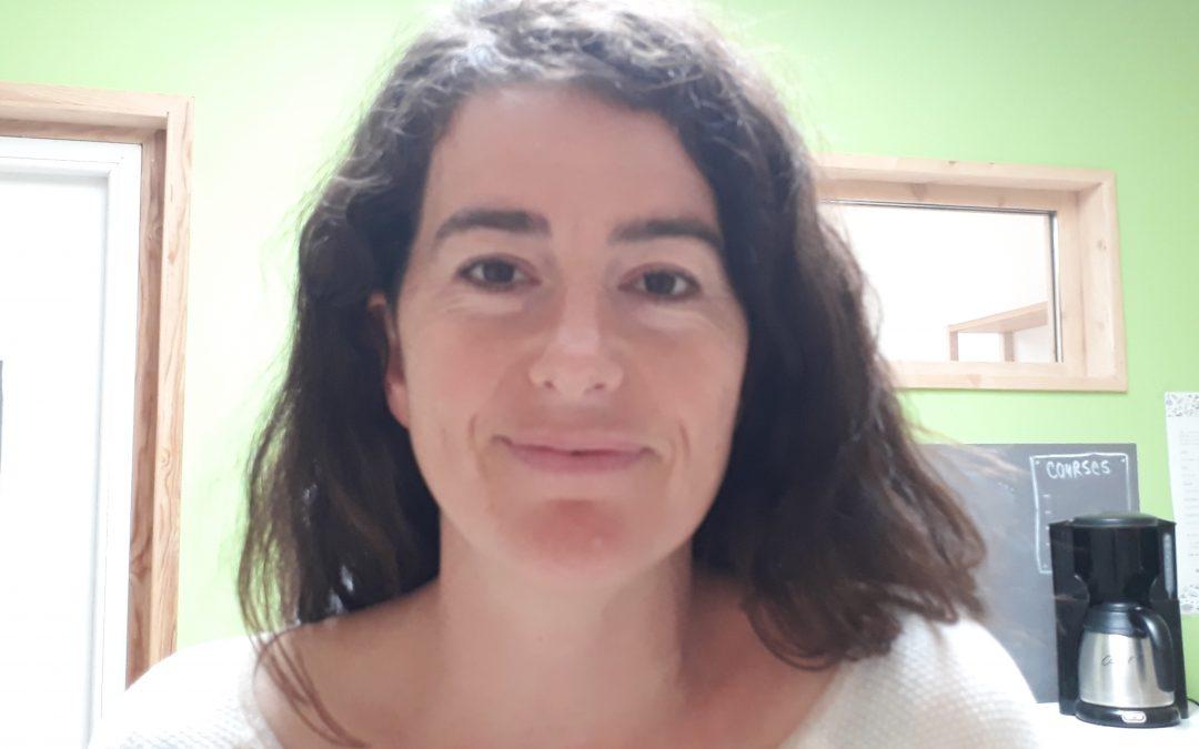 Pauline Raguenet – Animatrice accompagnatrice installation