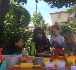 Début juin, L'Usine Vivante a accueilli des enfants !
